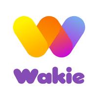 Логотип компании «Wakie»