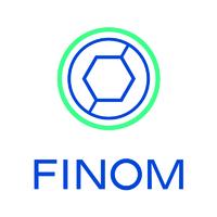 Логотип компании «FINOM»