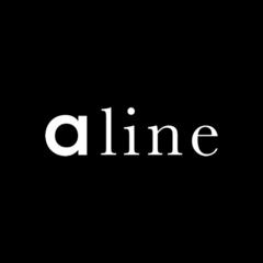 Логотип компании «Aline digital agency»