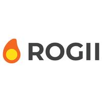Логотип компании «ROGII»