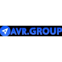 Логотип компании «AVR.GROUP»