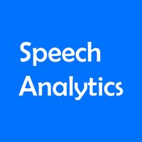 Логотип компании «Speech Analytics»