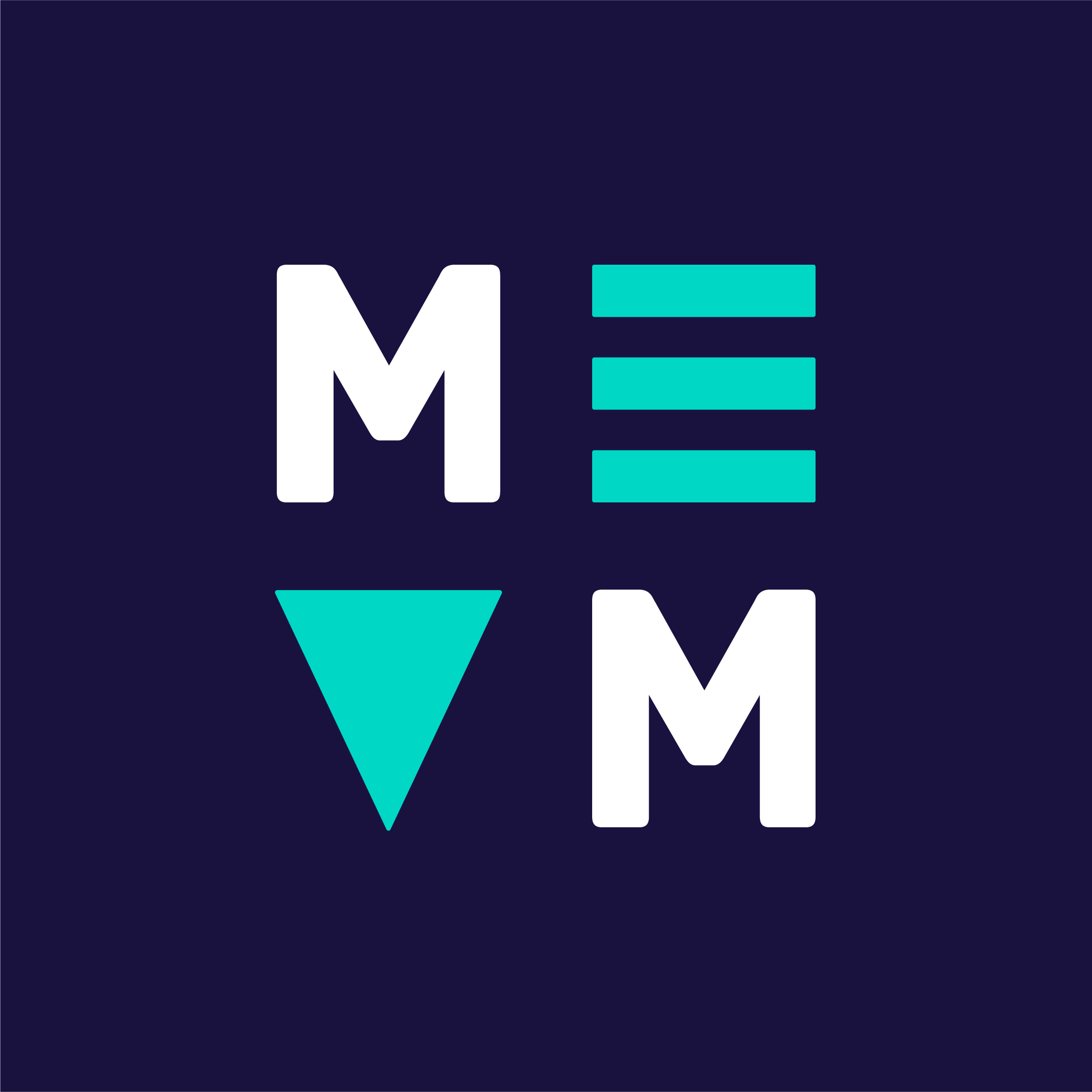 Логотип компании «Mental Market»