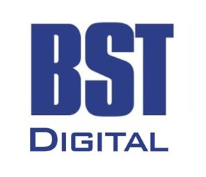 Логотип компании «BST Digital»