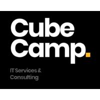 Логотип компании «Cubecamp»