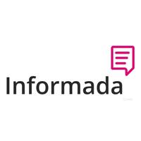 Логотип компании «Informada»