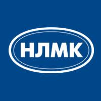 Логотип компании «НЛМК»