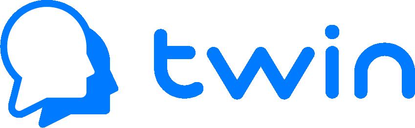 Логотип компании «TWIN»