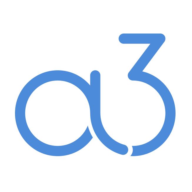 Логотип компании «А3»