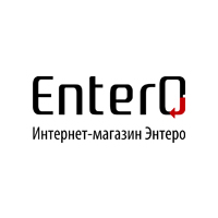 Логотип компании «ЭНТЕРО»
