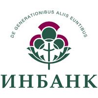 Логотип компании «Инбанк»