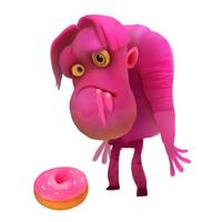 Логотип компании «🍩 Donut Games»