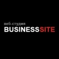 Логотип компании «Веб-студия Business Site»