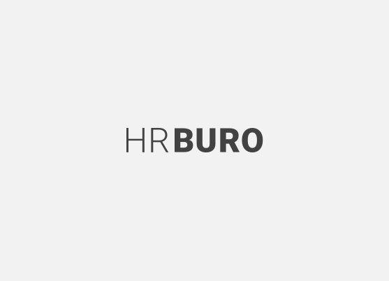 Логотип компании «HR BURO»