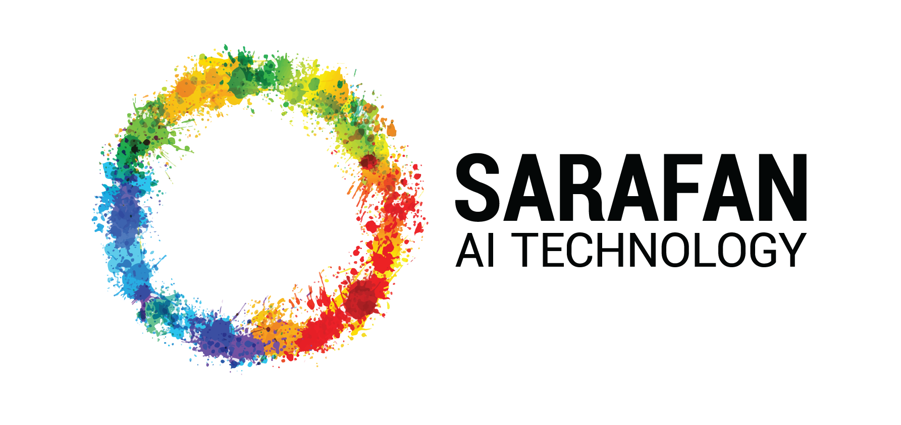Логотип компании «Sarafan Technology»