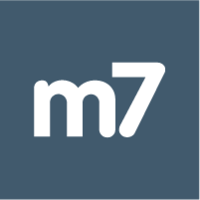 Логотип компании «m7»