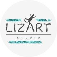 Логотип компании «Lizart.studio»