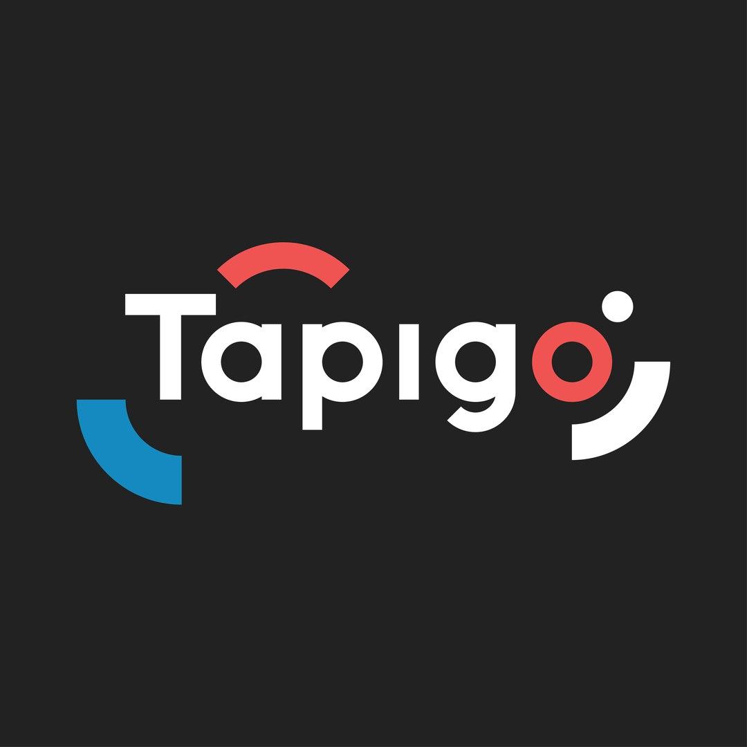 Логотип компании «Tapigo»