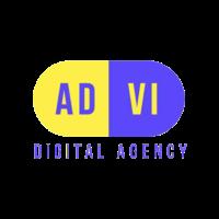 Логотип компании «AD-VI»