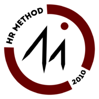 Логотип компании «HR Method»