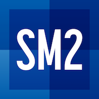 Логотип компании «SM2»