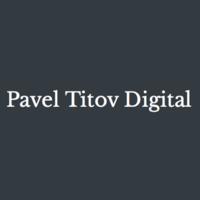 Логотип компании «Titov Digital»