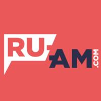 Логотип компании «RU-AM»
