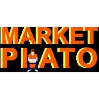 Логотип компании «Маркет Плато»