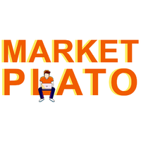 Логотип компании «Market Plato»