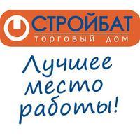 Логотип компании «ТД Стройбат»