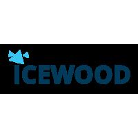 Логотип компании «Icewood»
