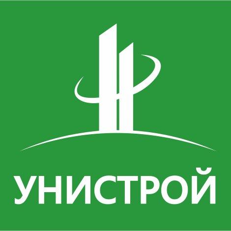 Логотип компании «Унистрой»