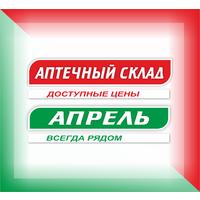 Логотип компании «ГК Апрель»