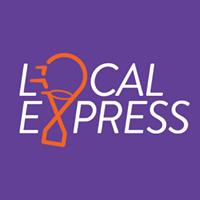 Логотип компании «Local Express»