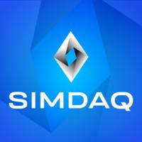 Логотип компании «SIMDAQ»