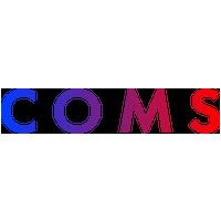Логотип компании «Coms»
