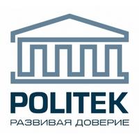 Логотип компании «POLITEK»