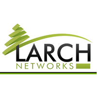 Логотип компании «Larch Networks»
