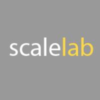Логотип компании «ScaleLab»
