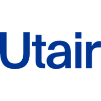Логотип компании «Utair Digital»