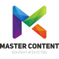 Логотип компании «Master Content»