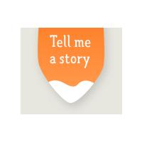 Логотип компании «Tell Me A Story»