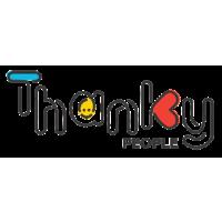Логотип компании «Thanky People»