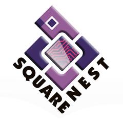 Логотип компании «Square Nest Research Labs»