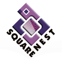 Логотип компании «Square Nest Research Labs»