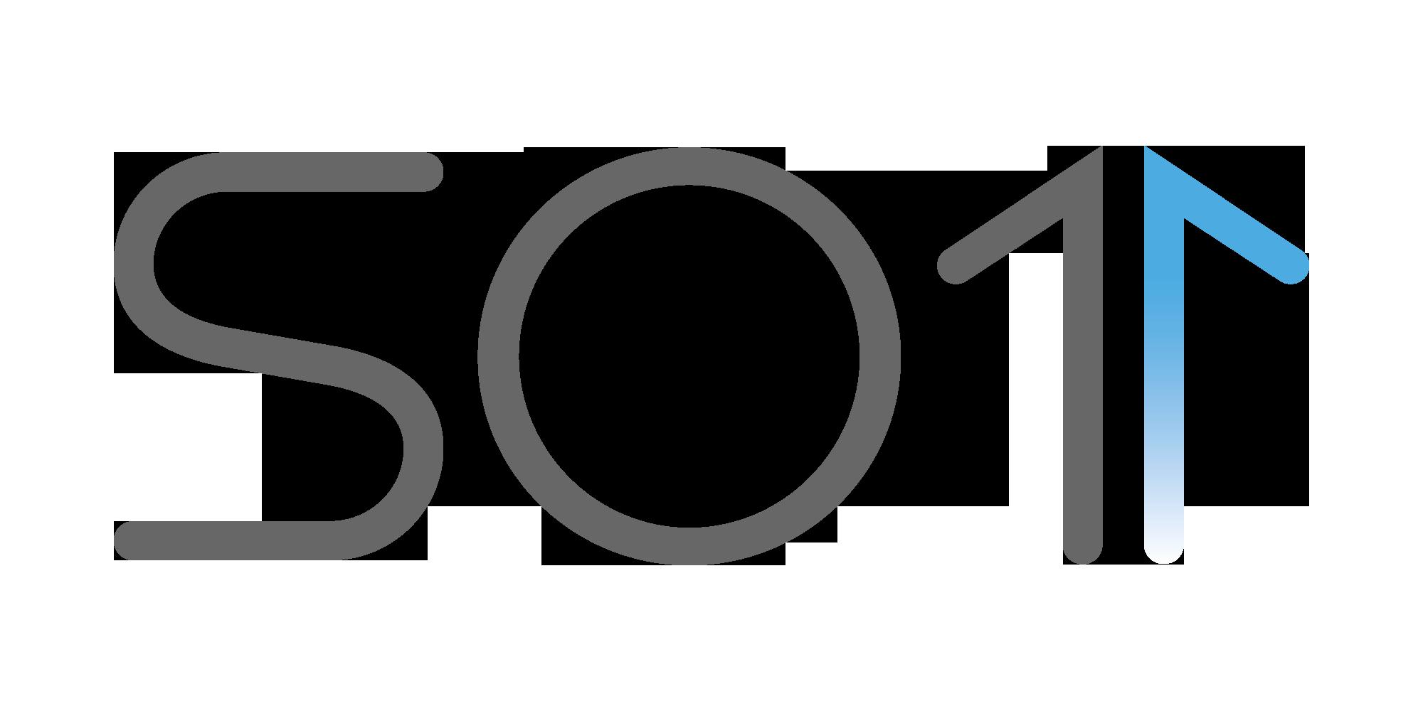 Логотип компании «SO1»