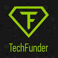 Логотип компании «TechFunder»
