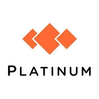 Логотип компании «PLATINUM»