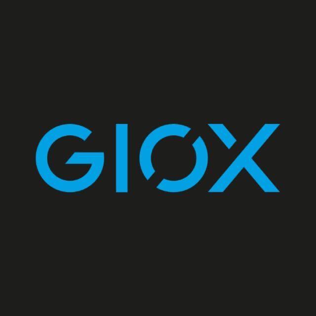Логотип компании «Giox»