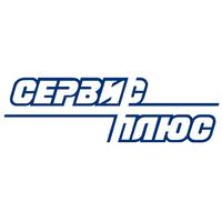 Логотип компании «Сервис Плюс»